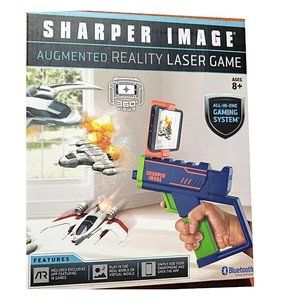 Sharper Image Augmented Reality Laser